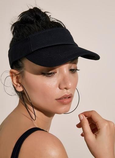 Morhipo Beach Siperli Şapka Siyah